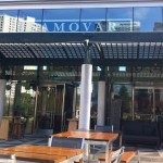 Samovar Tea Lounge - in the Yerba Buena Gardens.