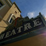 Old Town Sonoma - Sebastiani Theatre in Sonoma Square.